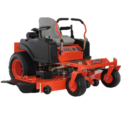 Commercial_ZT zero turn Mower